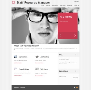 Staff Resource Manager